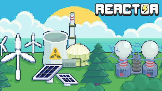 Game Reactor - Idle Tycoon - Energy Sector Manager APK for Windows Phone