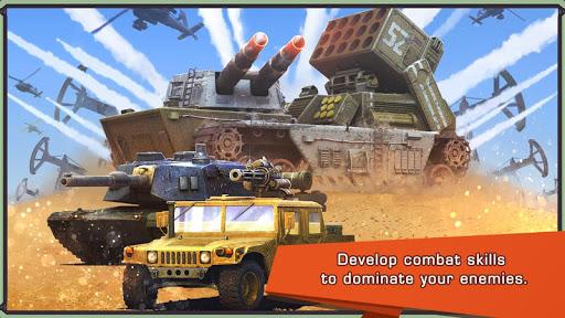 Iron Desert - Fire Storm screenshot 6