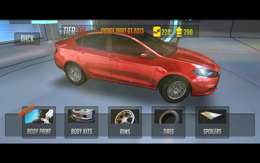 Furious Racing  screenshots 17