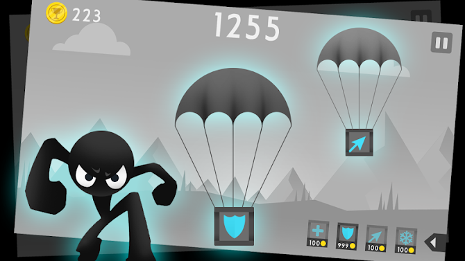 Stickman Archer Fight Android 3