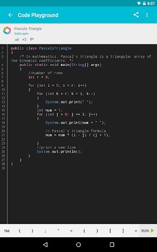 Learn Java 3.8.1 Screenshots 15