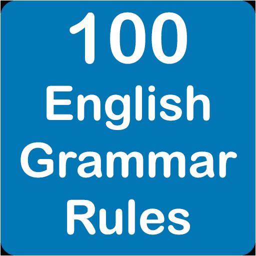 100 English Grammar Rules