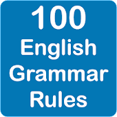 100 English Grammar Rules