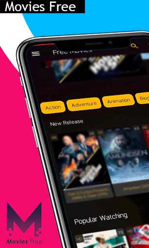 HD Movies Free 2020 - Free HD Movies Online  screenshots 1
