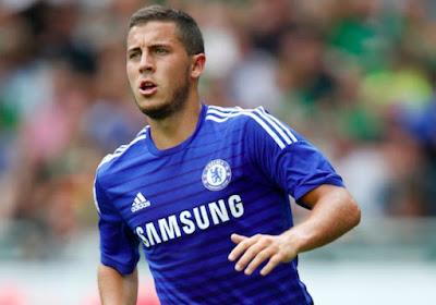 Eden Hazard futur remplaçant de Ronaldo à Madrid ?