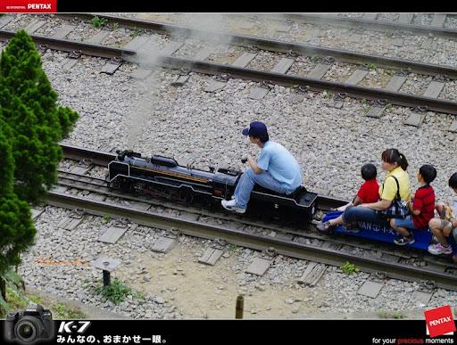 勝興車站沒有火車!?