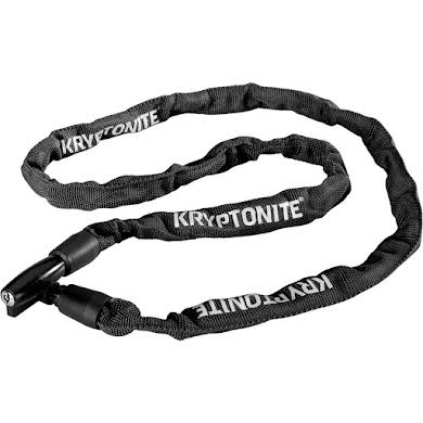 Kryptonite Keeper 411 Chain Lock with Key, 4 x 110cm