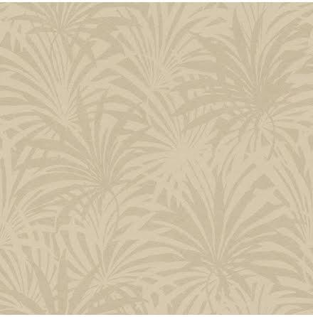 Rasch Vanity Fair 525922 Tapet med palmblad, Beige