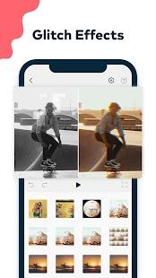 FilmoraGo - Free Video Editor Screenshot