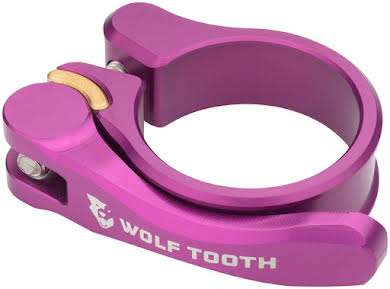 Wolf Tooth Quick Release Seatpost Clamp alternate image 3