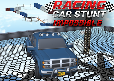 Racing Car Stunt Impossible - náhled