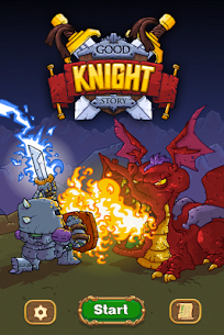 Good Knight Story 1.0.7 MOD (Unlimited Money) 1