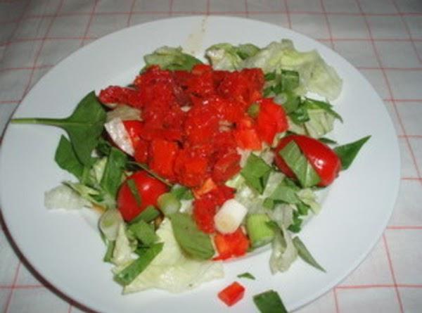 Dried Tomato Dressing Recipe