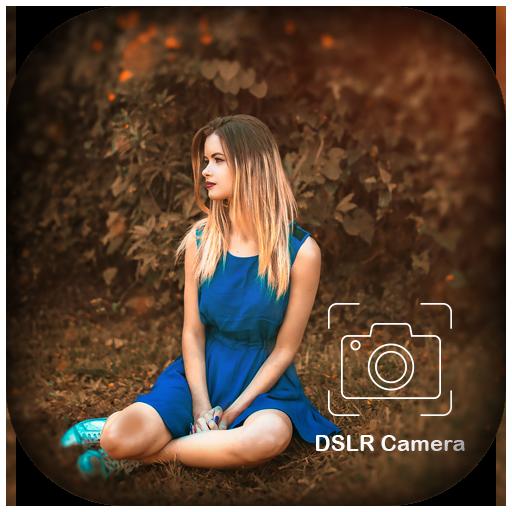 DSLR photography-DSLR camera effect,Selfie camera