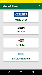 Download Jobs In Ethiopia for android   Seedroid