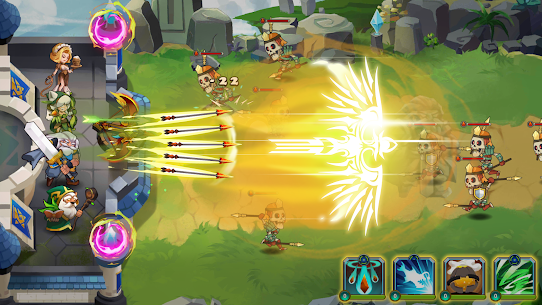 Castle Defender Mod Apk 1.8.3 (Free Skill + Full Unlocked) 8