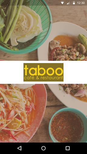 Taboo Cafe Restaurant
