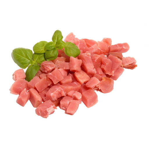 Diced and Minced Pork