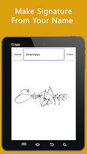 Signature Maker Real screenshot 10