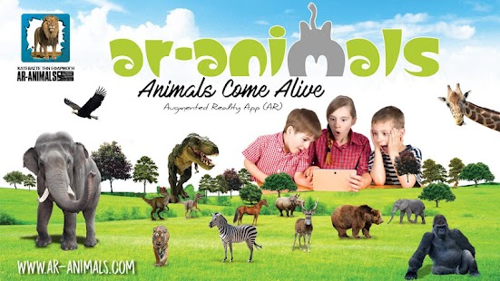 AR-ANIMALS ΒΟΟΚ- screenshot thumbnail
