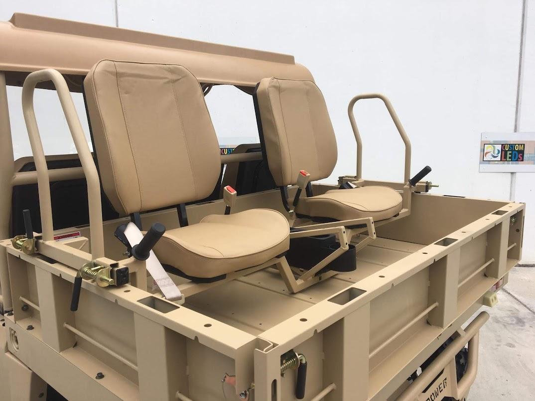 800cc military utv odes extra 2 seats 5 seater farm utility