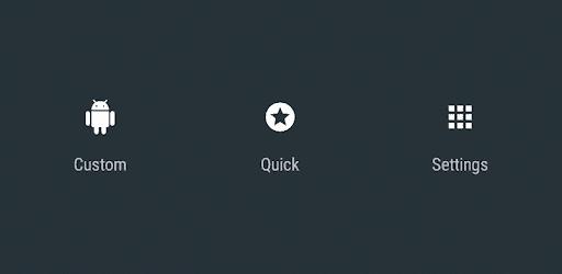 Custom Quick Settings - Apps on Google Play