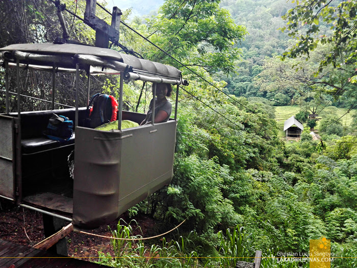 Ella Jungle Resort Sri Lanka Cable Car