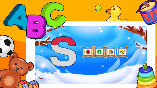 Kids learn ABC English App Download For Android and iPhone 7