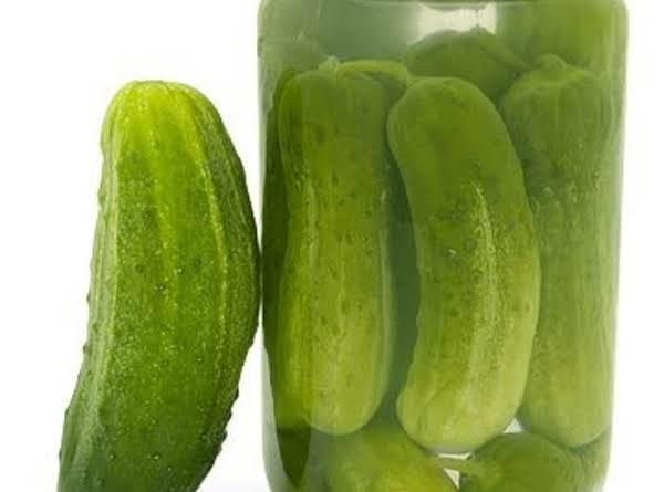 Dill Pickle Jell-o Recipe