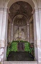 Photo: Fountain in Villa d'Este in Tivoli, Lazio, Italy