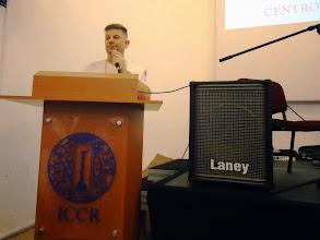 Photo: Mahesh Mahesvara, ISKCON Interfaith secretary