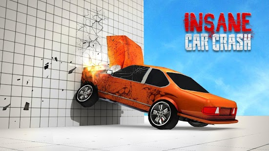 Insane Car Crash - Extreme Destruction Screenshot