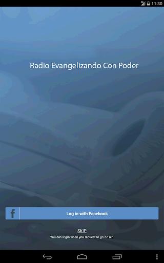 Radio Evangelizando Con Poder
