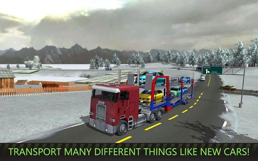 USA Truck Driver: 18 Wheeler 1.4 screenshots 11
