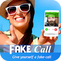 Fake Caller ID free icon