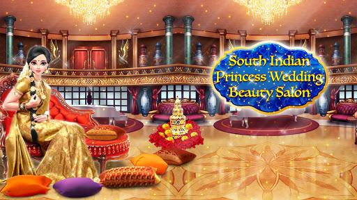 South Indian Bride Wedding Salon-Dress Up & Makeup 1.0 screenshots 1