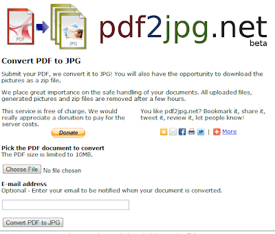 Online Tool To Convert PDF To Image JPG