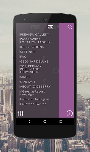 GeoSnap u2014 Geofilters Snapchat - Free Snap Geotags Novendecim screenshots 8