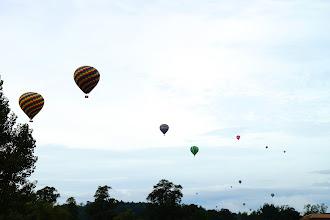 Photo: Tiverton Balloon Festival 2012