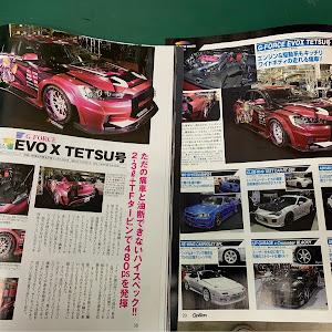 ランサーエボリューション Xのカスタム事例画像 tetsuさんの2019年01月26日15:45の投稿