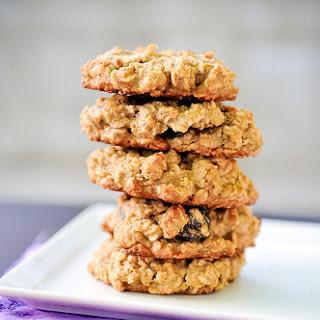 Oatmeal Cookies No Egg No Butter Recipes.