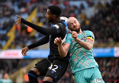 """Zat er een reukje aan het doelpunt van Club Brugge? """"Ik werd uit balans gebracht, dus ..."""" en """"Wanneer mag VAR tussenkomen of niet?"""""""