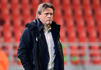 Vercauteren hoopt drie spelers met corona te recupereren voor duel tegen Club Brugge