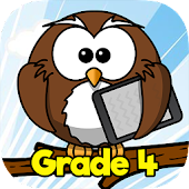 Fourth Grade Learning Games Android APK Download Free By RosiMosi LLC
