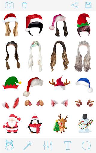 Christmas Hairstyles 2019 1.1.7 screenshots 1