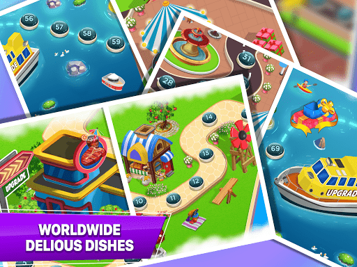 Cooking Crush - Madness Crazy Chef Cooking Games 2.2 de.gamequotes.net 3