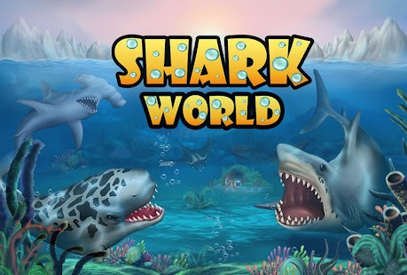 Shark World Screenshot Thumbnail