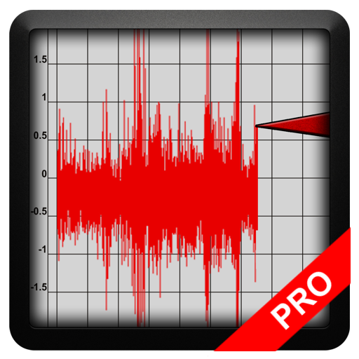 Vibration Meter PRO app for Android