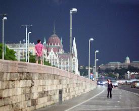 Photo: Burza nad Dunajem, Parlament - 36 fasetka