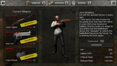 The Zombie: Gundead 1.0.12 screenshot 138107